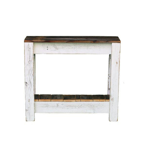 Enzo End Table by Ophelia & Co.