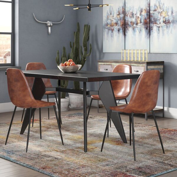 Halie Dining Table by Williston Forge