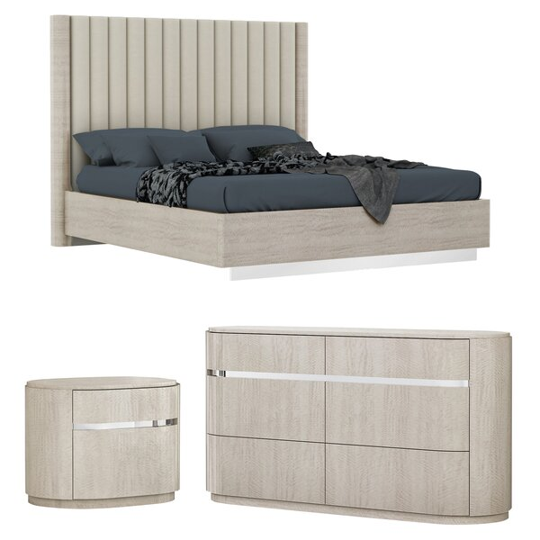 Gann Platform Configurable Bedroom Set by Orren Ellis