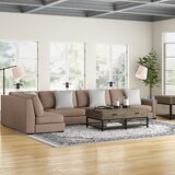 Willia 159 Left Hand Facing Modular Sectional by Three Posts