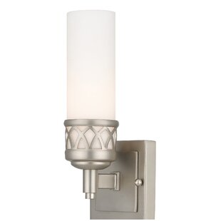 Purchase Johnstown 1-Light Wall Sconce By Latitude Run