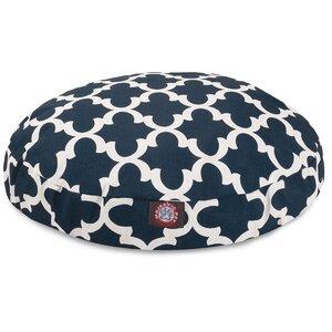 Trellis Round Dog Bed