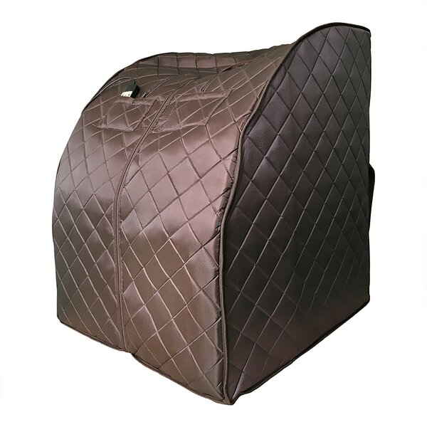 Infracore Premium 1 Person FAR Infrared Sauna by Radiant Saunas