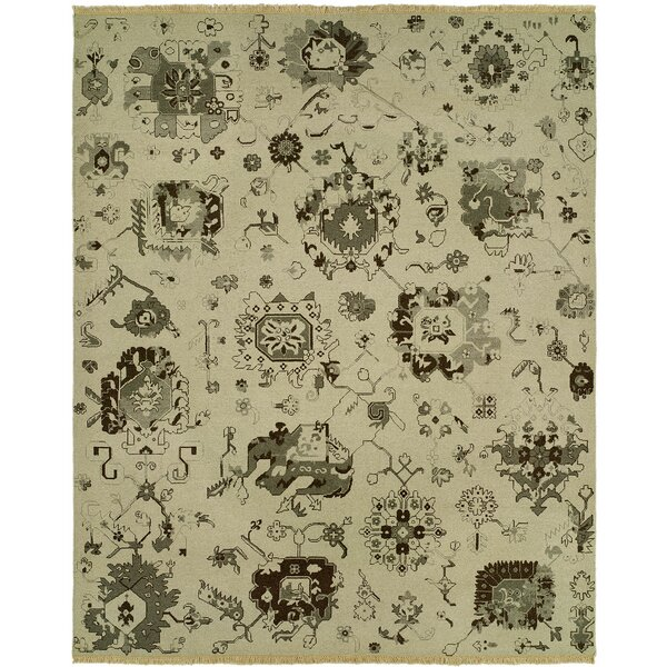 Dominique Wool Ivory Area Rug