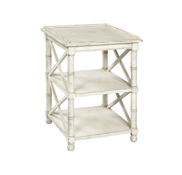 Palisade End Table by World Menagerie