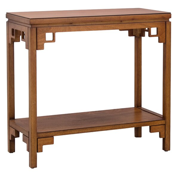 Review Safiya Console Table