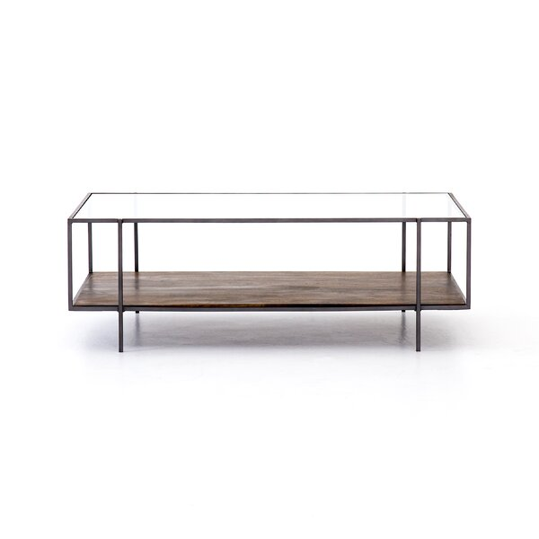Sera Coffee Table By Union Rustic