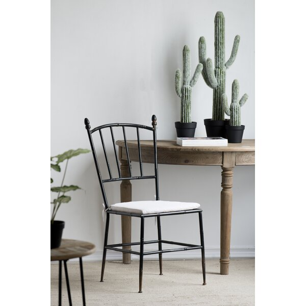 Sagers Metal Side Chair by Alcott Hill