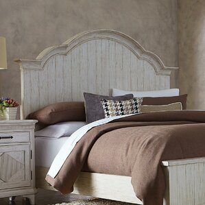 Turenne Wood Panel Headboard by Lark Manor