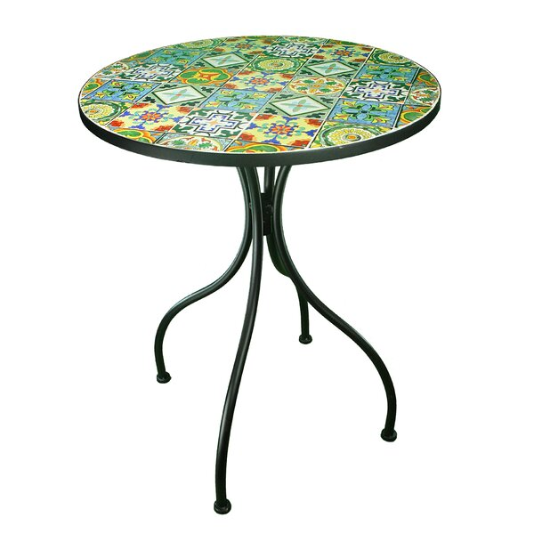 Fakenham Mosaic Dining Table by Fleur De Lis Living