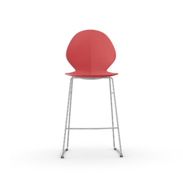 Basil Bar & Counter Stool by Calligaris Calligaris