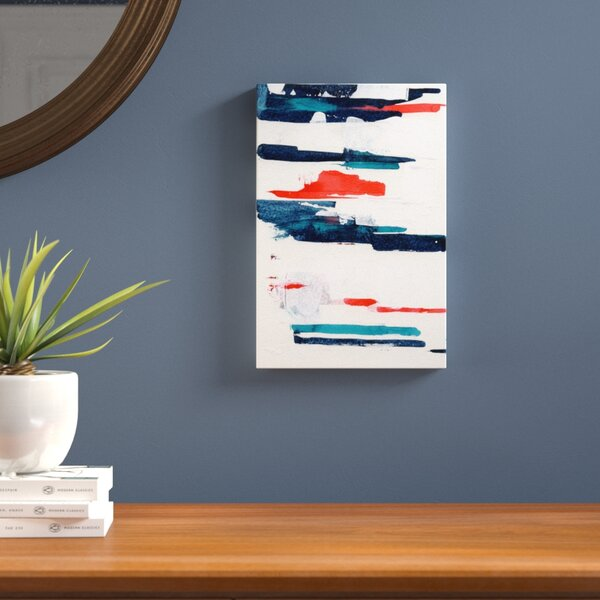 Perfect Couple Painting Print on Wrapped Canvas by Langley Street