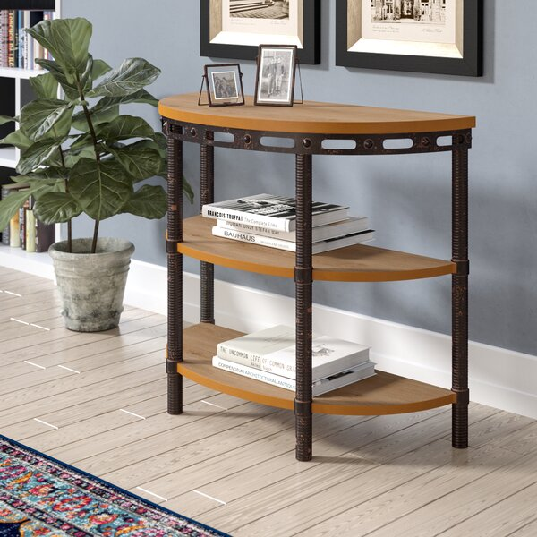 Hinsdale Industrial Console Table by Trent Austin Design