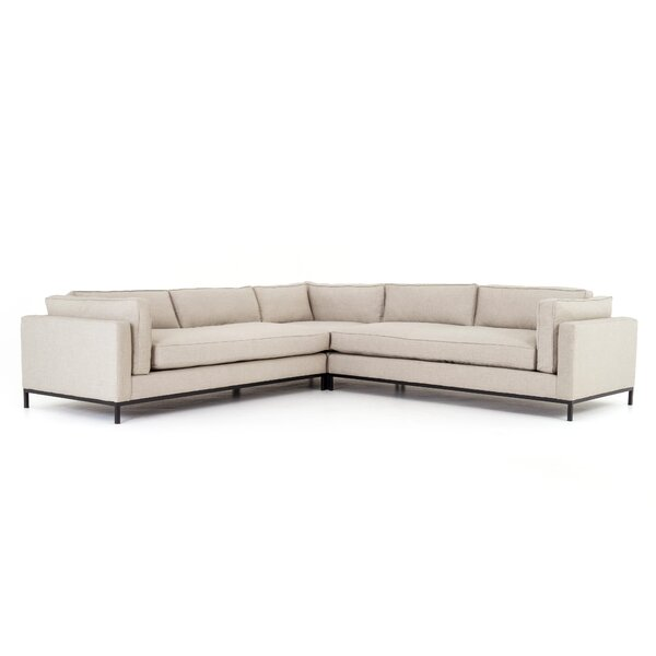 Southwold 3 Piece Sectional by Brayden Studio