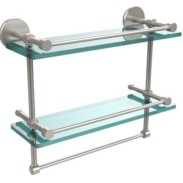 Dalston 2 Piece Tiered Shelf