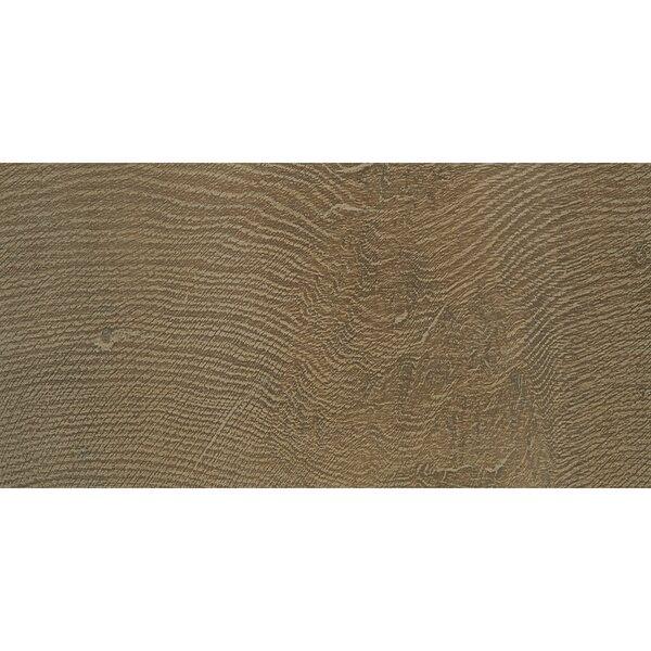 Harmony Grove 3 x 15 Porcelain Wood Look Tile in Oak Bark by PIXL