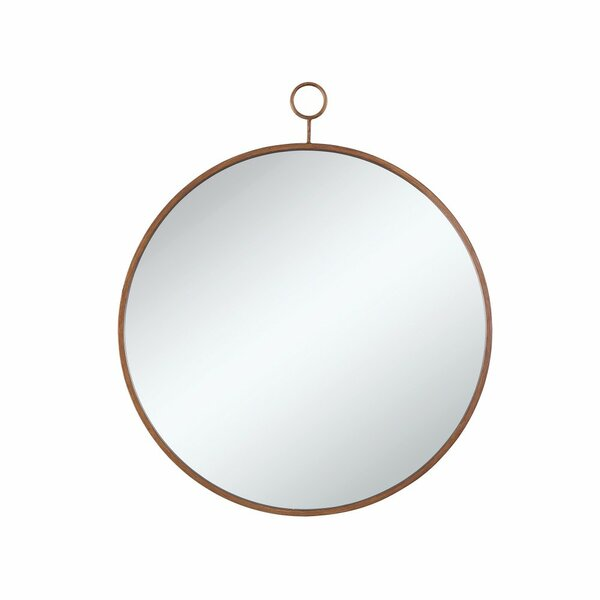 Blackford Round Wall Accent Mirror by Langley Street