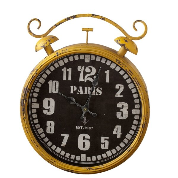 13 Paris Wall Clock by One Allium Way