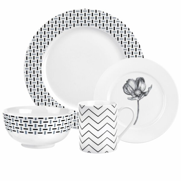 Stella 16 Piece Dinnerware Set by Spode