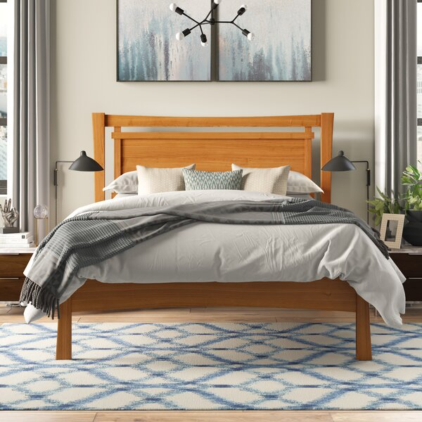 Monterey Platform Bed by Copeland Furniture