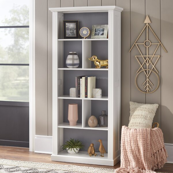 Moffett Standard Bookcase By Rosecliff Heights