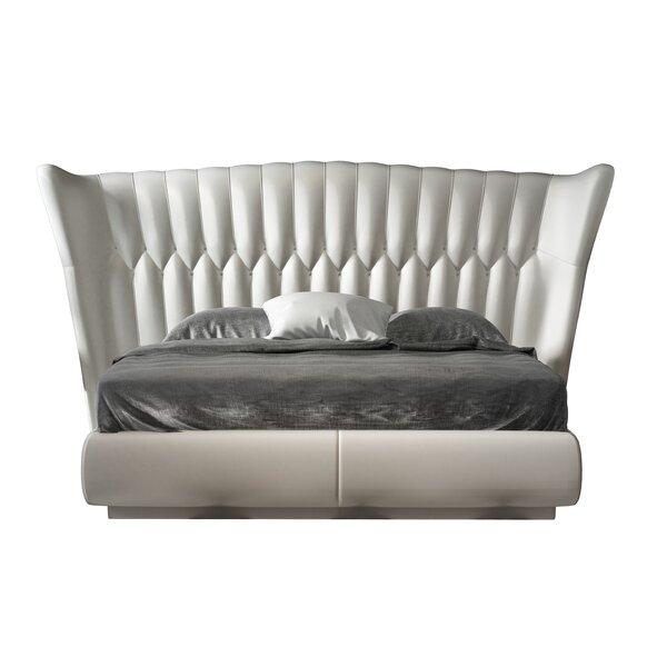 Jerri King Upholstered Platform Bed by Everly Quinn