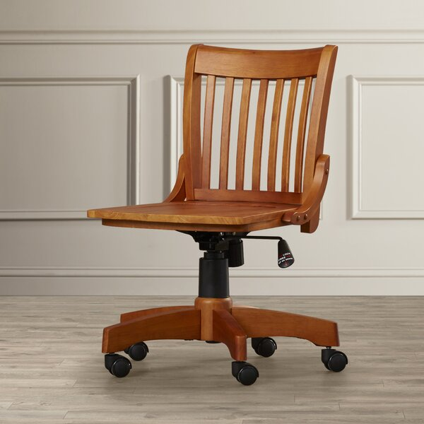 Featherston Bankers Chair by Three Posts