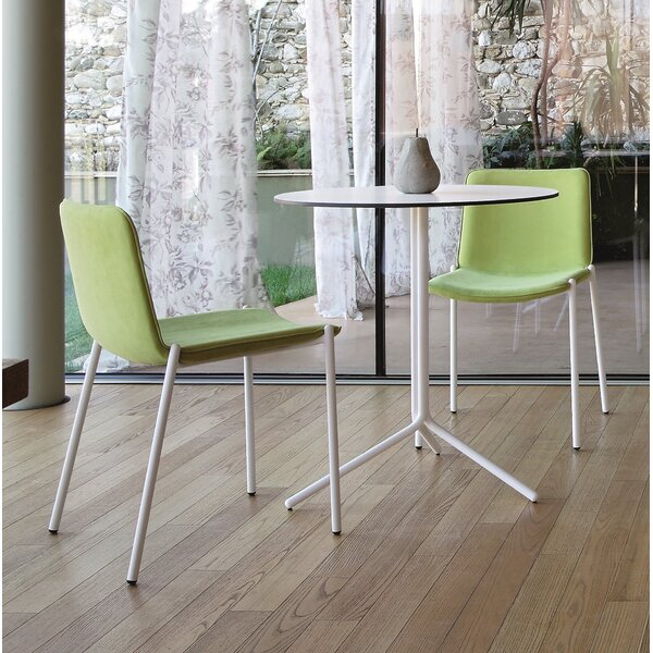 Trampoliere Plastic and Steel Dining Table by Midj