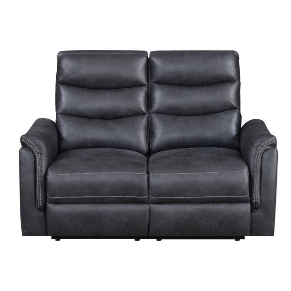 Trendy Modern Fleetwood Dual Reclining Loveseat Remarkable Deal on