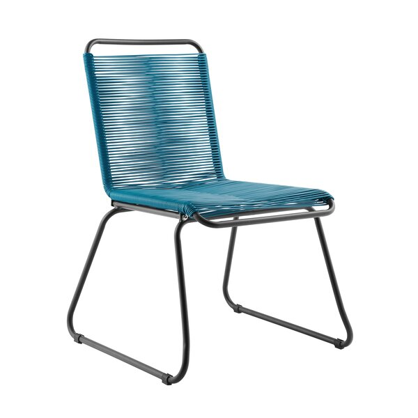 Travers Patio Dining Chair (Set of 4) by Hashtag Home