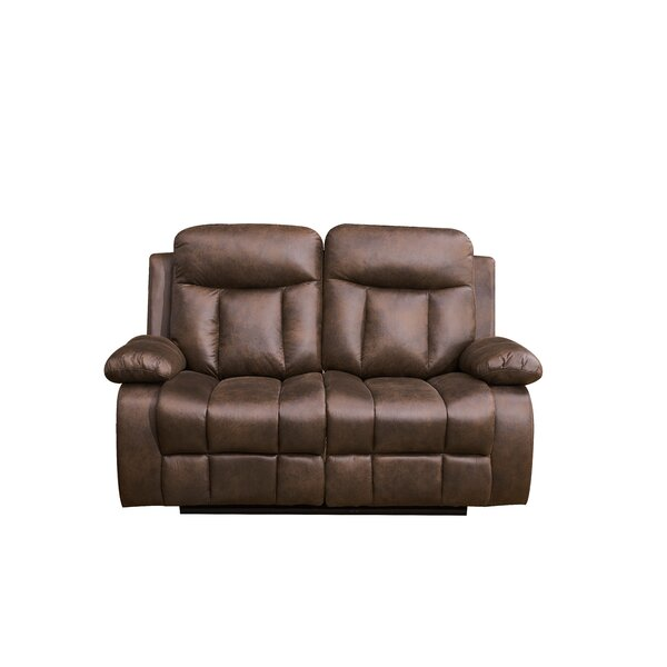 Gladeview Reclining Loveseat By Red Barrel Studio