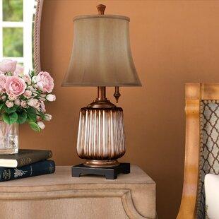 Best Reviews Seiler 21 Table Lamp By Astoria Grand