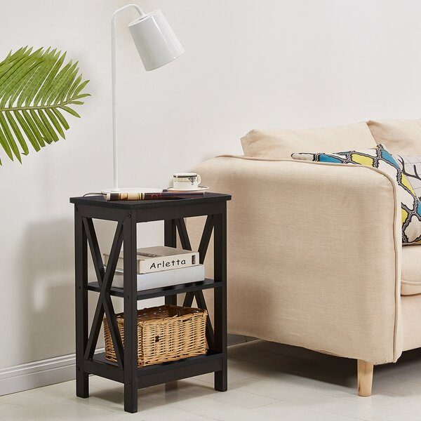 Litwin End Table By Millwood Pines