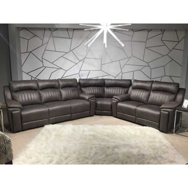 Reclining Sectional by Southern Motion