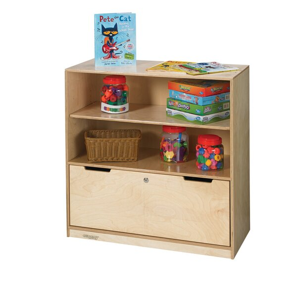 3 Compartment Shelving Unit by Childcraft