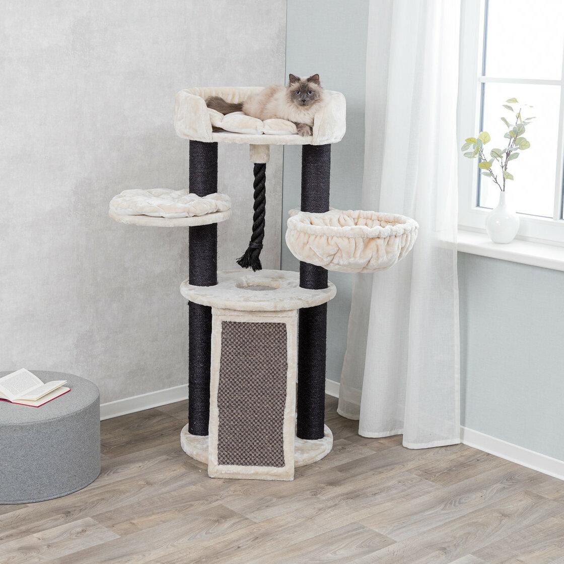 Tucker Murphy Pet 55 Goodman Bovina Cat Tree Reviews Wayfair