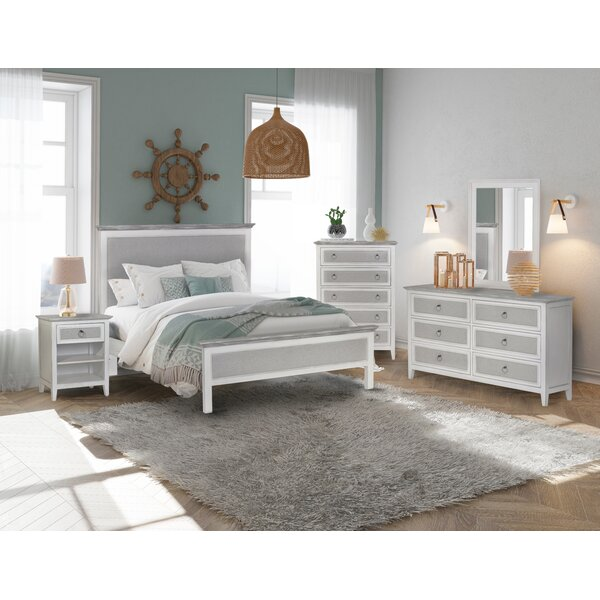 Juliet Standard Solid Wood Configurable Bedroom Set by Rosecliff Heights