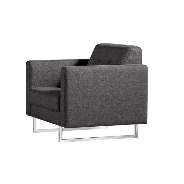 Hasan Armchair by Orren Ellis