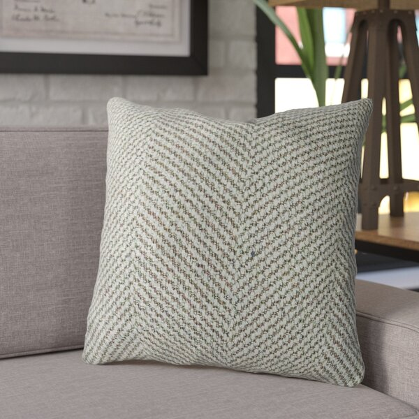 Leggett Luxury Throw Pillow by 17 Stories