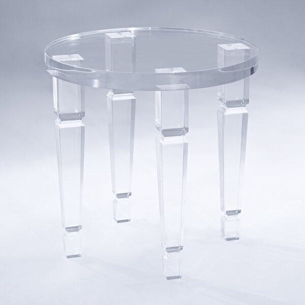 Roma End Table by Muniz Muniz