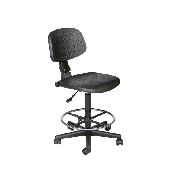 High-Back Drafting Chair by Balt
