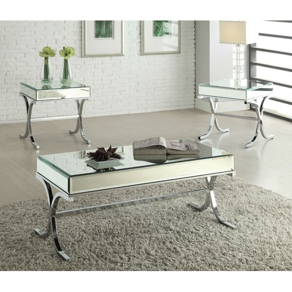 Mader Coffee Table by House of Hampton House of Hampton