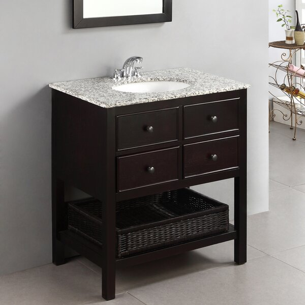 Burnaby 30 Single Bathroom Vanity Set by Simpli Home