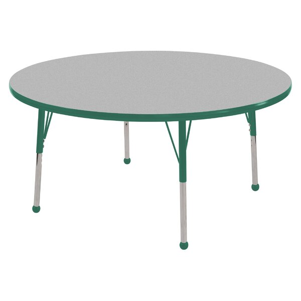 36'' Circular Activity Table by ECR4kids