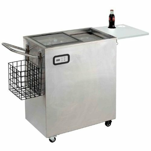 2.4 Cu.Ft. Outdoor Beverage Cart by Avanti Products