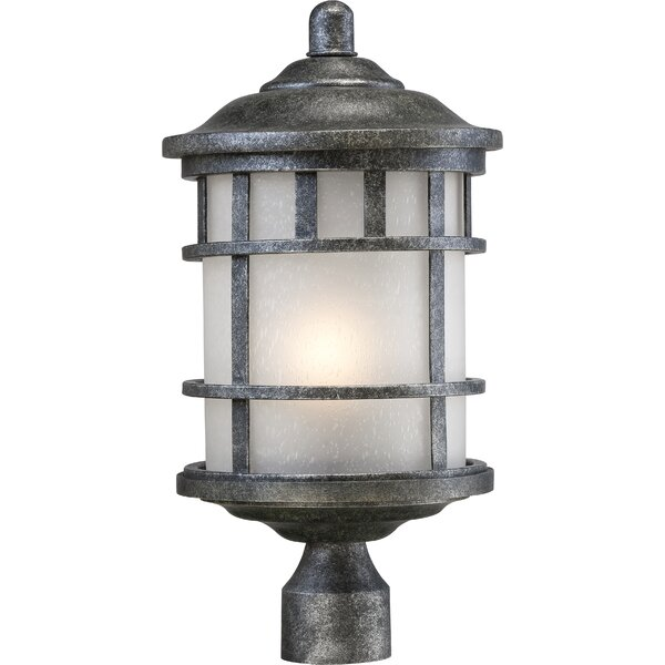 Hartnell Outdoor 1-Light Lantern Head by Breakwater Bay
