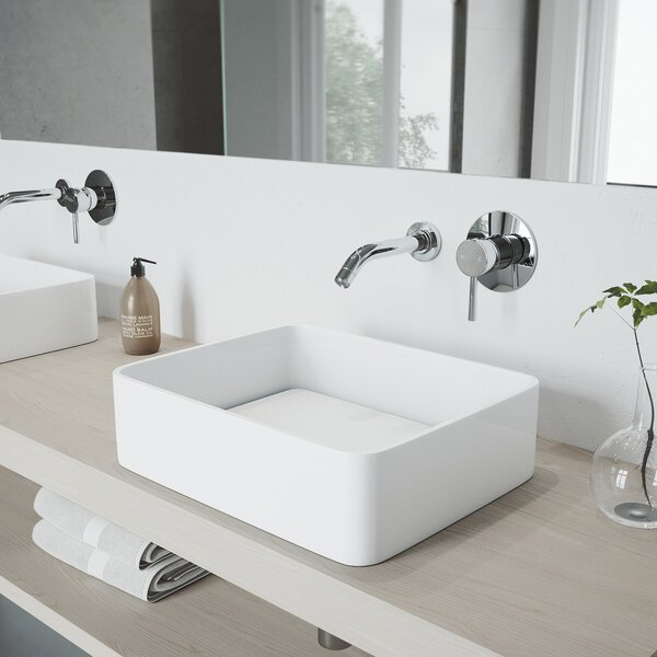 Olus Wall Mount Bathroom Faucet by VIGO