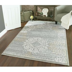 Ackermanville Gray Area Rug