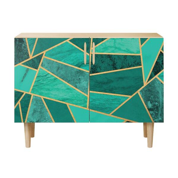 Lundy 2 Door Cabinet by Brayden Studio