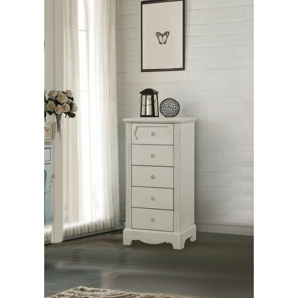 Ketchum 5 Drawer Chest By Ophelia & Co. Herry Up